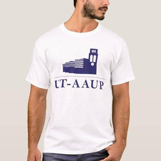 UT AAUP Logo T-Shirt