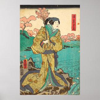 Utagawa Kunisada Poster