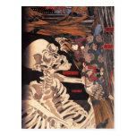 (Utagawa Kuniyoshi, 1798 - 1861) This print illust Postcard