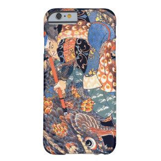 Utagawa Kuniyoshi Samurai Killing Nue Ukiyo-e Barely There iPhone 6 Case