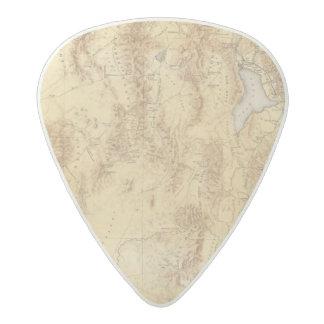 Utah Acetal Guitar Pick