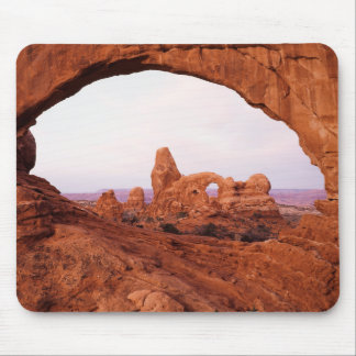 Utah, Arches National Park, Turret Arch 1 Mouse Mat