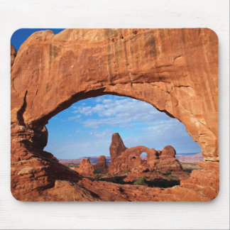 Utah, Arches National Park, Turret Arch 2 Mouse Mat