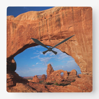 Utah, Arches National Park, Turret Arch 3 Wallclocks