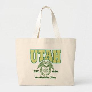 Utah Tote Bags