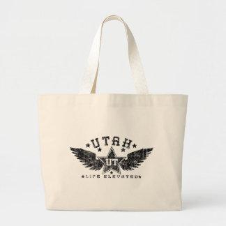 Utah Canvas Bags