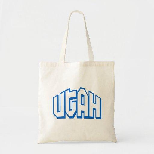 Utah Canvas Bag