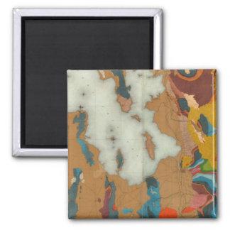 Utah Basin Geological Magnet