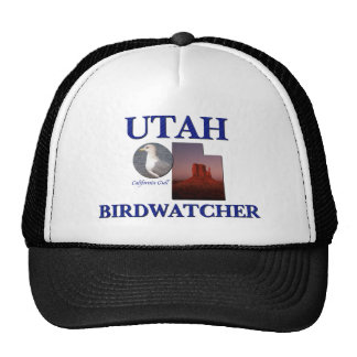 Utah Birdwatcher Cap