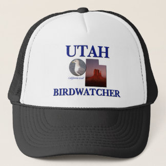Utah Birdwatcher Trucker Hat