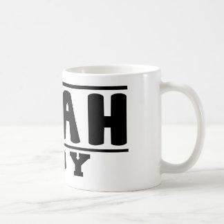 Utah Boy Designs Coffee Mugs