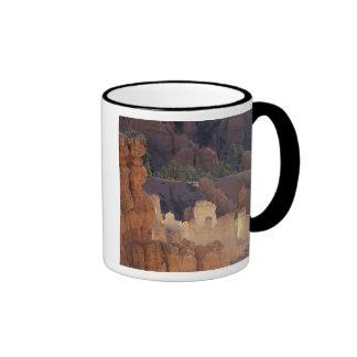 Utah, Bryce Canyon National Park. Hoodoos, Mugs
