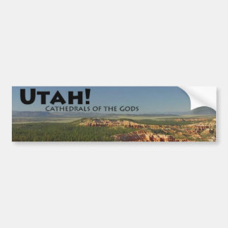 Utah Bumper Sticker