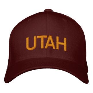Utah Cap Embroidered Hat