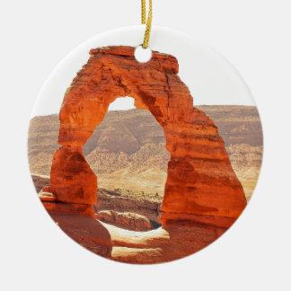 Utah Christmas Ornament