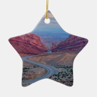 Utah Christmas Ornament