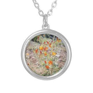Utah Desert Wildflowers Necklace -by Fern Savannah
