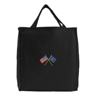 Utah Embroidered Bags