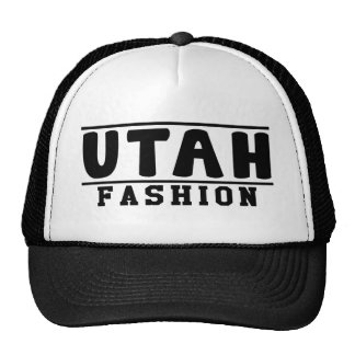 Utah Fashion Designs Trucker Hat