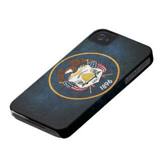 Utah Flag Case-Mate iPhone 4 Cases