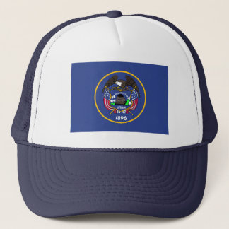 Utah Flag Hat