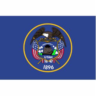 Utah Flag Magnet Cut Out