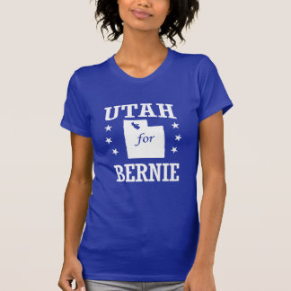 UTAH FOR BERNIE SANDERS T-Shirt