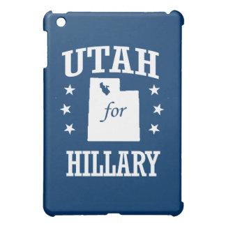 UTAH FOR HILLARY iPad MINI CASE
