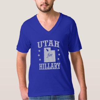 UTAH FOR HILLARY TEES