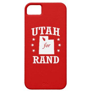 UTAH FOR RAND PAUL iPhone 5 CASE
