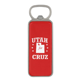 UTAH FOR TED CRUZ MAGNETIC BOTTLE OPENER