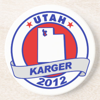 Utah Fred Karger Coaster
