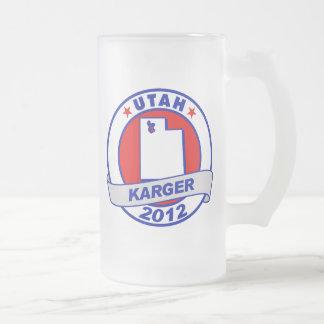 Utah Fred Karger Mug