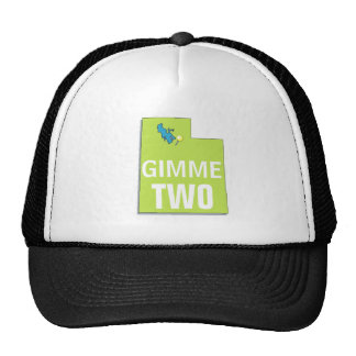 Utah Gimme Two Cap