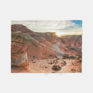 Utah, Glen Canyon National Recreation Area 3 Fleece Blanket