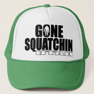 UTAH Gone Squatchin - Original Bobo Trucker Hat