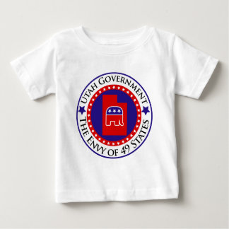 Utah Government: The Envy of 49 States Baby T-Shirt