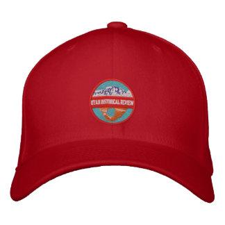 Utah Historical Review Cap Embroidered Cap