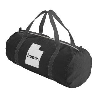 Utah Home Gym Duffel Bag