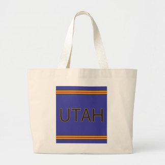 Utah Jumbo Tote Bag