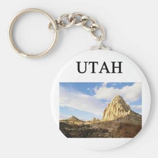 utah! key ring