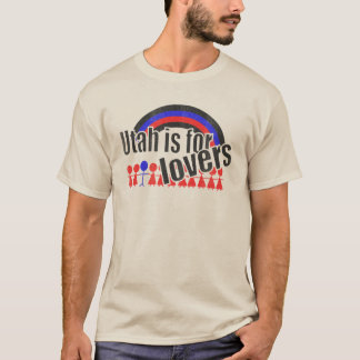 Utah lovers T-Shirt