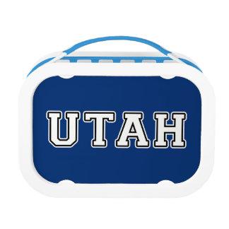 Utah Lunch Box