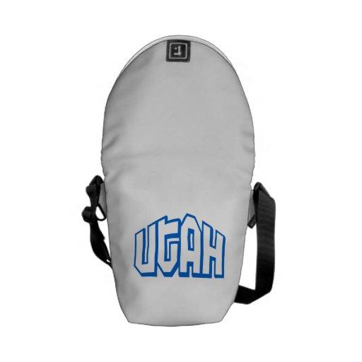 Utah Courier Bag