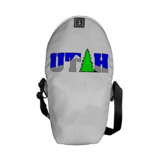 Utah Messenger Bags