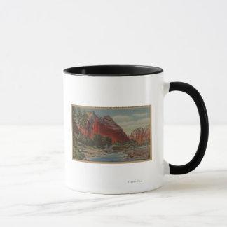 Utah - Mount Majestic & Angel's Landing Mug