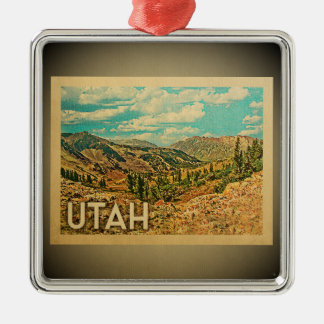 Utah Ornament Vintage Travel