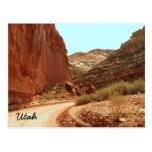 Utah Post Card