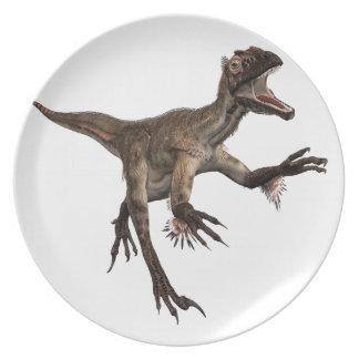 Utah Raptor Plate