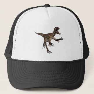 Utah Raptor Trucker Hat